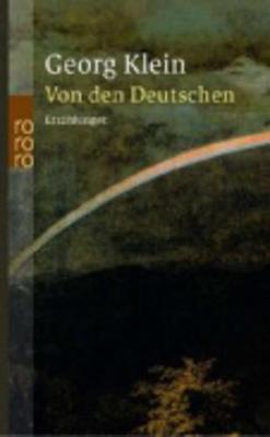 Von Den Deutschen (Paperback)