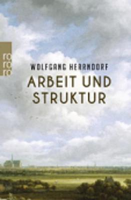 Arbeit Und Struktur (Paperback)