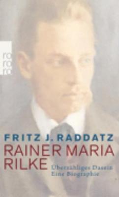 Rainer Maria Rilke (Paperback)