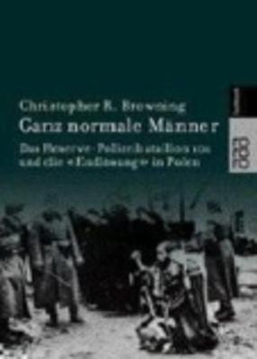Ganz normale Manner (Paperback)