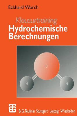 Klausurtraining Hydrochemische Berechnungen (Paperback)