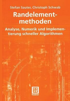 Randelementmethoden (Paperback)