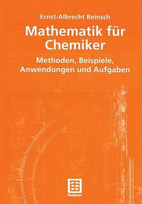 Mathematik fur Chemiker (Paperback)
