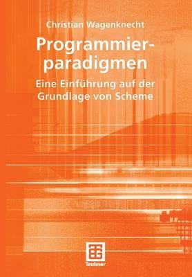 Programmierparadigmen (Paperback)