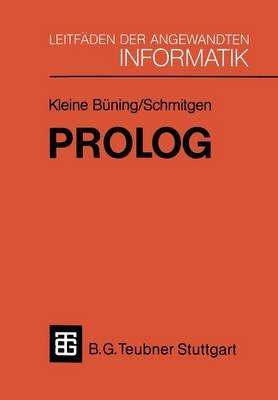 PROLOG - Xleitfaden Der Angewandten Informatik (Paperback)