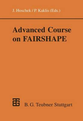 Advanced Course on Fairshape (Paperback)