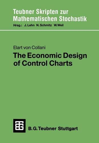 Economic Design of Control Charts (Paperback)