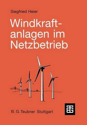 Windkraftanlagen Im Netzbetrieb (Paperback)