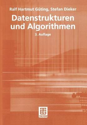 Datenstrukturen Und Algorithmen - Leitf Den Der Informatik (Paperback)