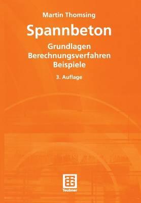 Spannbeton (Paperback)
