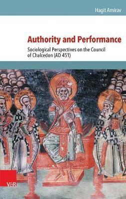 Authority and Performance (Hardback)