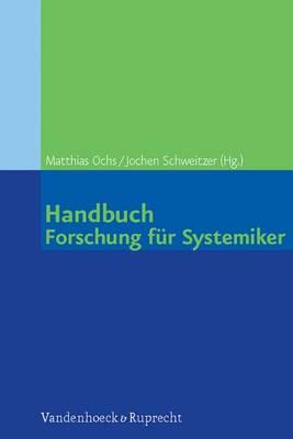 "Handbuch Forschung fA""r Systemiker (Hardback)"