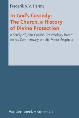 In God's Custody - The Church, a History of Divine Protection: A Study of John Calvin's Ecclesiology Based on His Commentary on the Minor Prophets (Hardback)