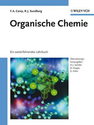 Organische Chemie: Ein weiterfuhrendes Lehrbuch (Hardback)