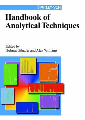 Handbook of Analytical Techniques (Hardback)