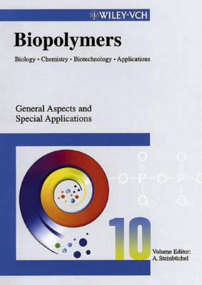 Biopolymers: Biopolymers General Aspects and Special Applications v. 10 - Biopolymers (Hardback)