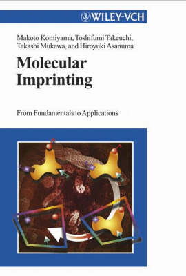 Molecular Imprinting: From Fundamentals to Applications (Hardback)