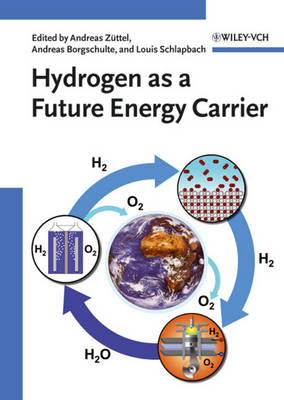 Hydrogen as a Future Energy Carrier (Hardback)
