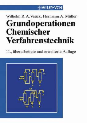 Grundoperationen chemischer Verfahrenstechnik (Hardback)