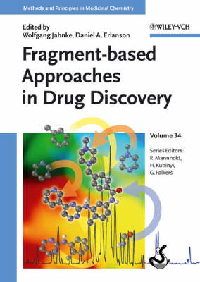 Fragment-based Approaches in Drug Discovery, Volume 34 - Methods and Principles in Medicinal Chemistry (Hardback)