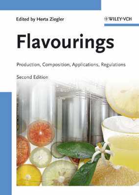 Flavourings: Production, Composition, Applications, Regulations (Hardback)