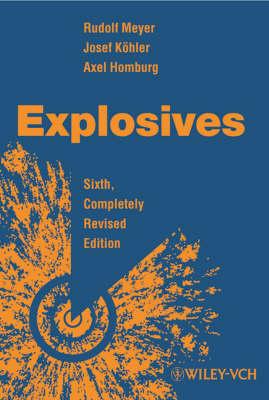 Explosives (Hardback)
