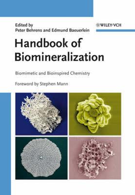 Handbook of Biomineralization: Biomimetic and Bioinspired Chemistry (Hardback)
