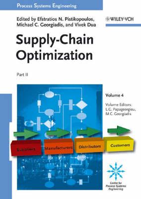 Supply-Chain Optimization, Part II - Process Systems Engineering (Hardback)