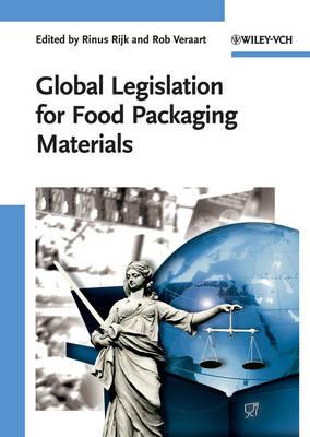 Global Legislation for Food Packaging Materials (Hardback)