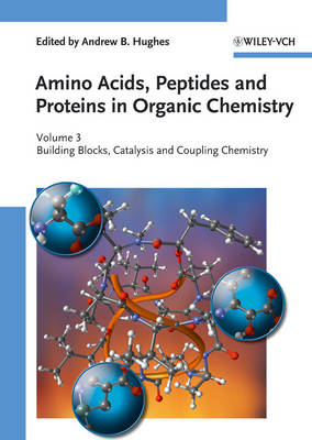 Amino Acids, Peptides and Proteins in Organic Chemistry: Building Blocks, Catalysis and Coupling Chemistry - Amino Acids, Peptides and Proteins in Organic Chemistry (VCH) (Hardback)