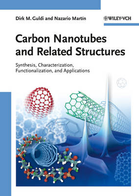 Carbon Nanotubes and Related Structures: Synthesis, Characterization, Functionalization, and Applications (Hardback)