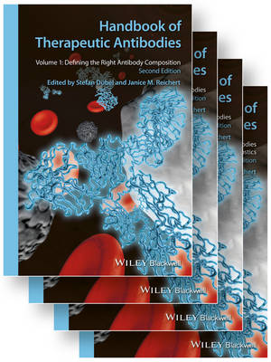 Handbook of Therapeutic Antibodies (Hardback)