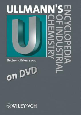 Ullmann's Encyclopedia of Industrial Chemistry DVD Edition 2013 (DVD)
