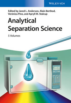 Analytical Separation Science: 5 Volume Set (Hardback)