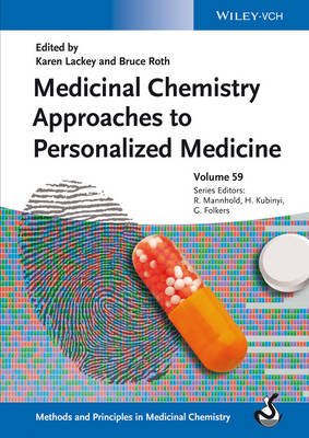Medicinal Chemistry Approaches to Personalized Medicine - Methods and Principles in Medicinal Chemistry (Hardback)