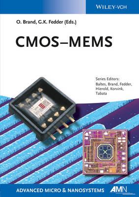 Cmos - Mems (Paperback)