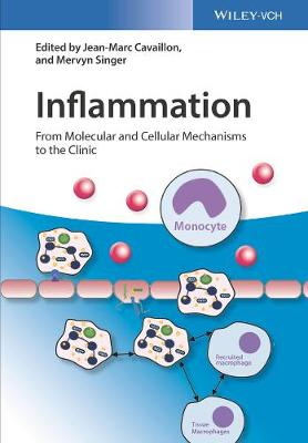 Inflammation: From Molecular and Cellular Mechanisms to the Clinic 4 Volume Set (Hardback)