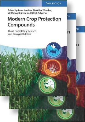 Modern Crop Protection Compounds (Hardback)