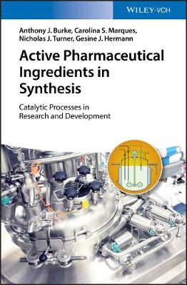 Catalytic Processes for API Synthesis: From Laboratory to Industry (Hardback)