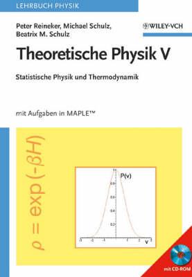 Theoretische Physik V: Statistische Physik Und Thermodynamik (Paperback)