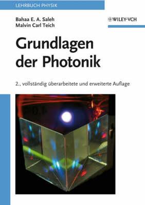 Grundlagen Der Photonik (Paperback)