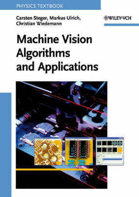 Machine Vision Algorithms and Applications (Paperback)