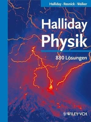Halliday Physik: 880 Losungen (Paperback)