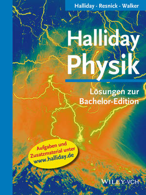 Halliday Physik: Loesungen zur Bachelor-Edition (Paperback)