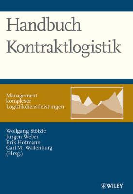 Handbuch Kontraktlogistik (Hardback)