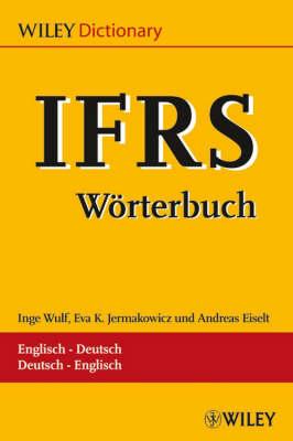 IFRS-Worterbuch / -Dictionary: Englisch-Deutsch / Deutsch-Englisch. Glossar / Glossary (Paperback)