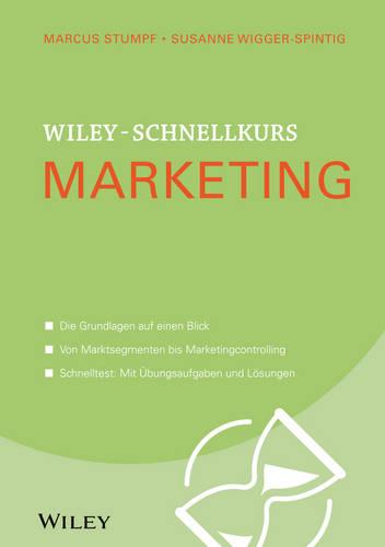 Wiley-Schnellkurs Marketing - Wiley Schnellkurs (Paperback)