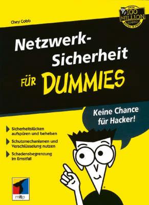 Netzwerksicherheit Fur Dummies - Fur Dummies (Paperback)