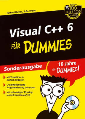 Visual C++ 6 Fur Dummies - Fur Dummies (Paperback)