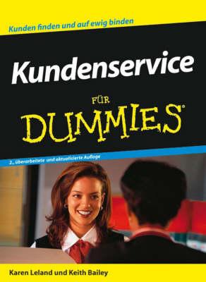 Kundenservice fur Dummies - Fur Dummies (Paperback)